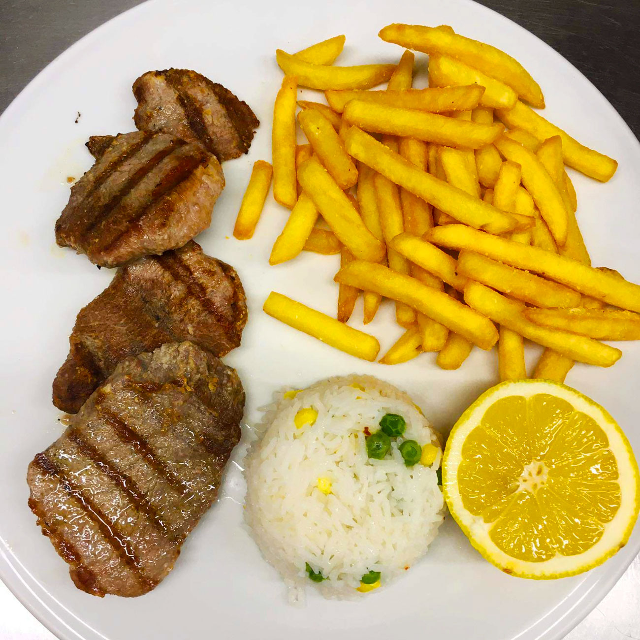 veal fillets